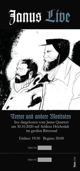 Konzertkarte | Höchstädt | 22.10.2021