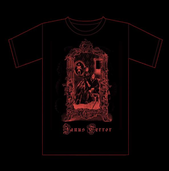 Shirt | Terror | Spiegelbild