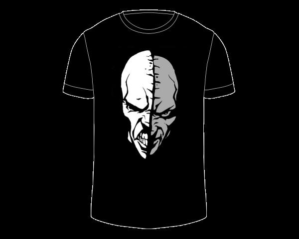 Herren Shirt | Lobotomie | zweifarbig