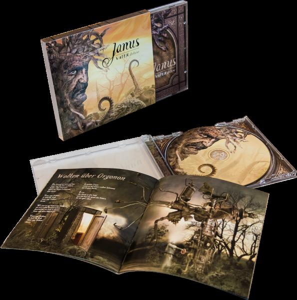 Vater Deluxe | CD