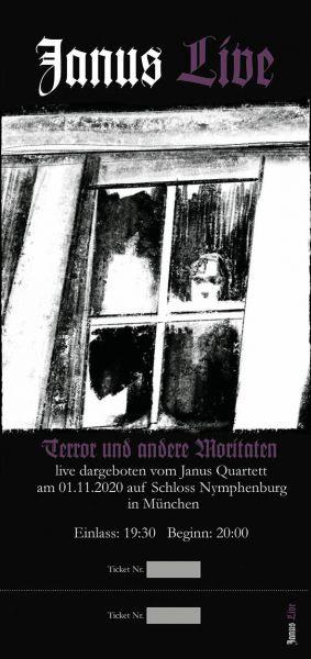 Konzertkarte | München | 01.11.2020