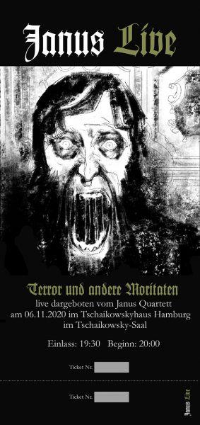 Konzertkarte | Hamburg | 06.11.2020