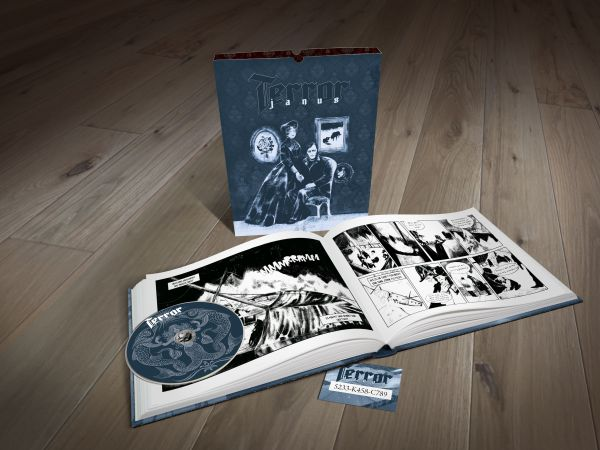 JANUS Terror | Deluxe Edition (Mock Up, Abweichungen möglich!)